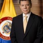 Al parecer, el presidente Juan Manuel Santos solo estará por un período presidencial